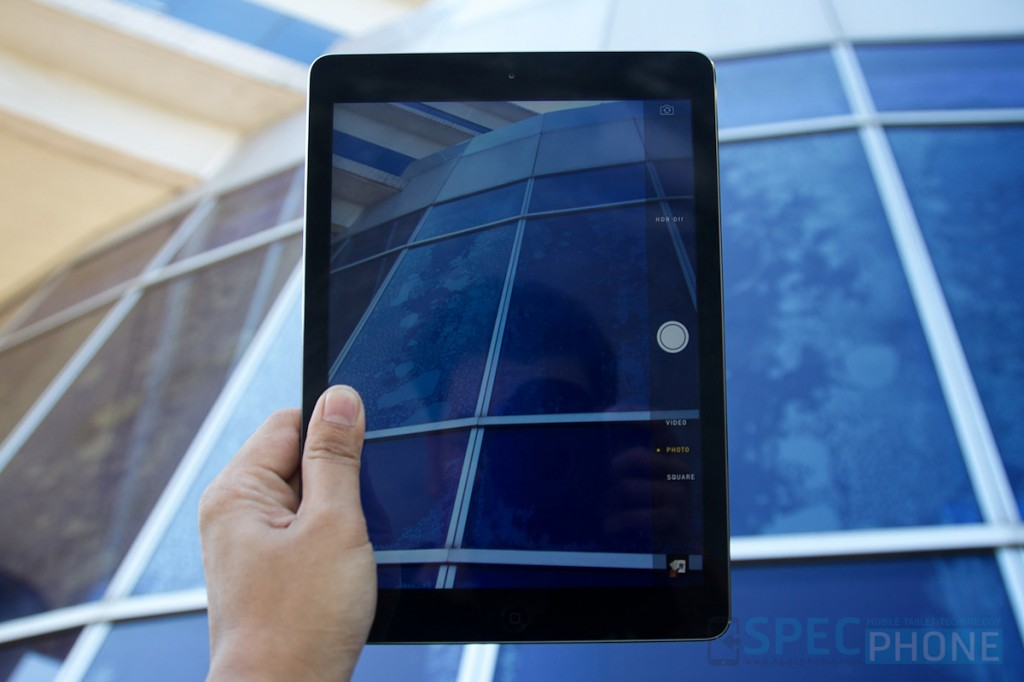Review iPad Air Specphone 088