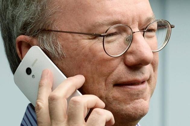 Schmidt จาก Google เผย คนหันจาก iPhone มาใช้ Android แล้วจะไม่อยากกลับไป iPhone อีกเลย