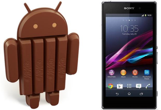 Sony เตรียมประกาศรายชื่ออัพเดท Android 4.4 สัปดาห์นี้