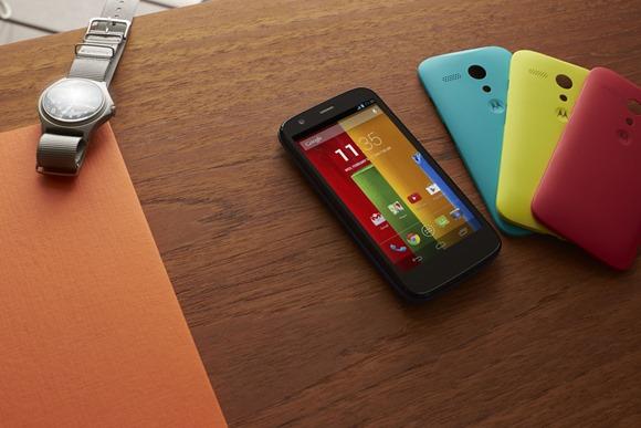 Moto G เปิดตัวอย่างเป็นทางการ ปฏิวัติตลาด Android ระดับล่างอย่างสิ้นเชิง