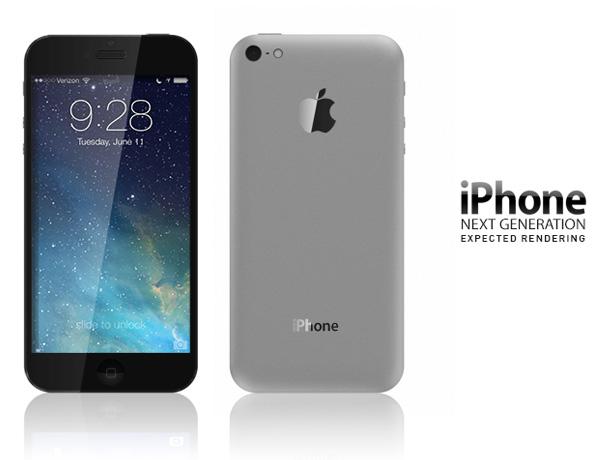 ภาพดีไซน์ iPhone 6 จอ 4.9 นิ้วมาแล้ว สวยไม่สวยต้องลองชม