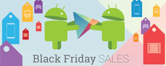 รวมรายชื่อแอพและเกม Android ลดราคาพิเศษทั้งหมด ฉลองเทศกาล Black Friday