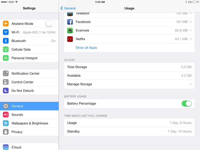 อึดได้อีก! iPad Air สามารถใช้เป็น LTE Hotspot ได้นานกว่า 1 วันติดต่อกัน