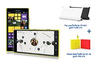 Nokia เปิดรับจอง Lumia 1520 จอ 6 นิ้ว สเปคจัดเต็มแล้ววันนี้ พร้อมรับของแถมฟรีสองรายการ