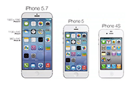รายงานเผย Apple กำลังทดสอบ iPhone จอใหญ่กระจกโค้ง และสามารถแยกความแรงการสัมผัสได้