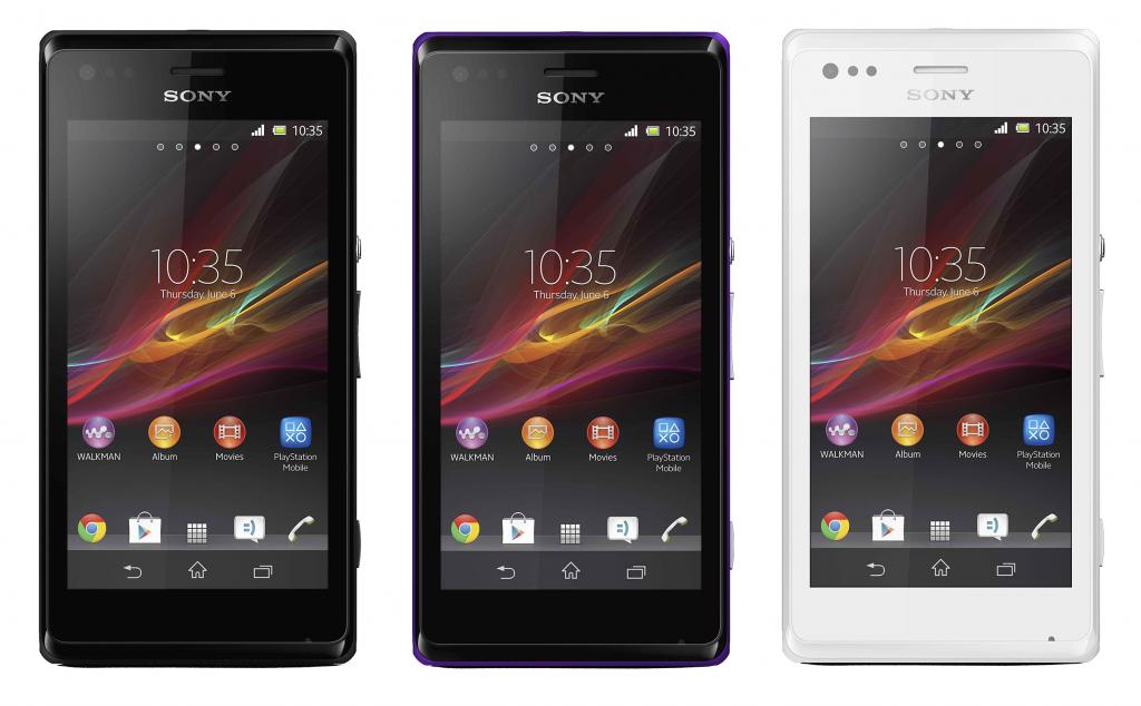 โซนี่ ขอแนะนำ Xperia? M Dual สมาร์ทโฟน2 ซิม ที่ครบทุกฟังก์ชั่นของการเชื่อมต่อ