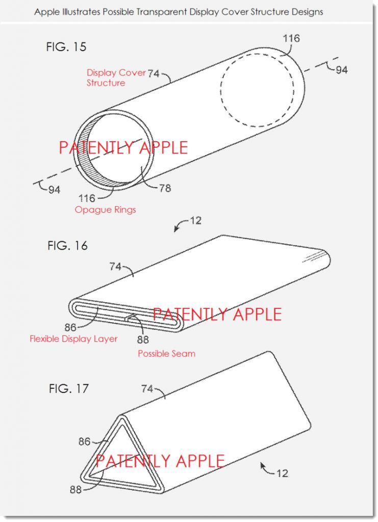 Apple จดสิทธิบัตรแซฟไฟร์โค้งงอหุ้มรอบจอภาพของอุปกรณ์ได้แล้ว อาจได้เห็นกันใน iPhone 6