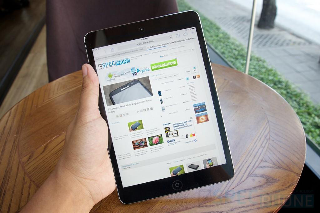 Review iPad mini Retina Display SpecPhone 044