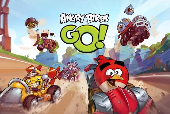 Angry Birds Go เปิดให้ดาวน์โหลดอย่างเป็นทางการแล้วบนทุกแพลตฟอร์ม