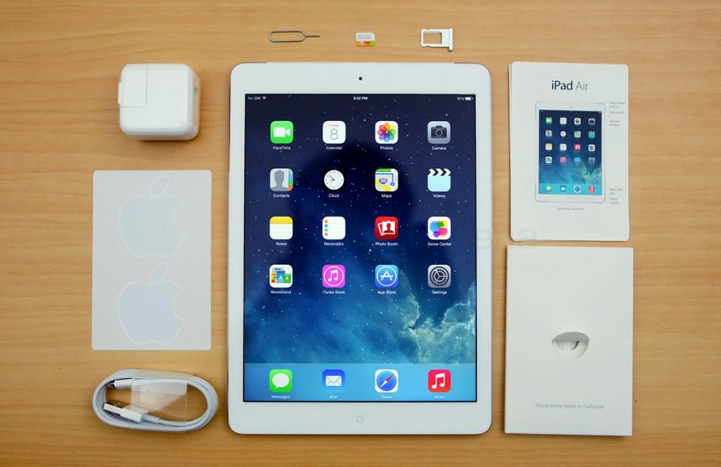 ลูกค้า iPad Air ในสหรัฐฯ? โวย พบเครื่องที่ซื้อไปเป็นเครื่องเดโม แถมต้องนั่งลบรายชื่อเองร่วม 300 คน