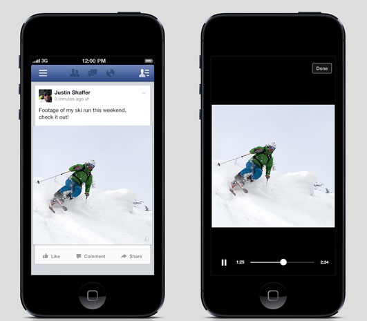 วิธีตั้งค่าปิดการเล่นวิดีโออัตโนมัติของแอพ Facebook เพื่อกัน 3G รั่ว
