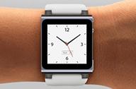 thumb ipod nano watchface wrist