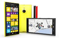 โนเกียวางจำหน่าย Nokia Lumia 1520 สมาร์ทแฟบเล็ตเครื่องแรก