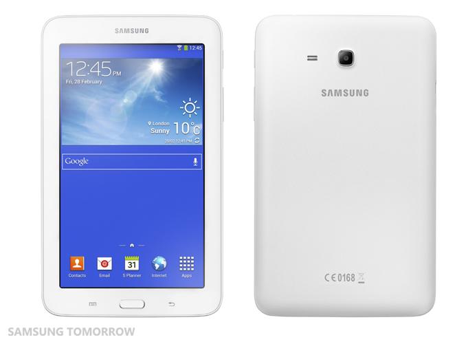 Samsung เปิดตัว Galaxy Tab 3 Lite 7.0 สเปคเบาๆ ราคาไม่แรง