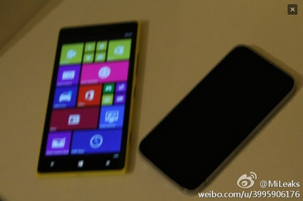 The Nokia Lumia 1520 V 1