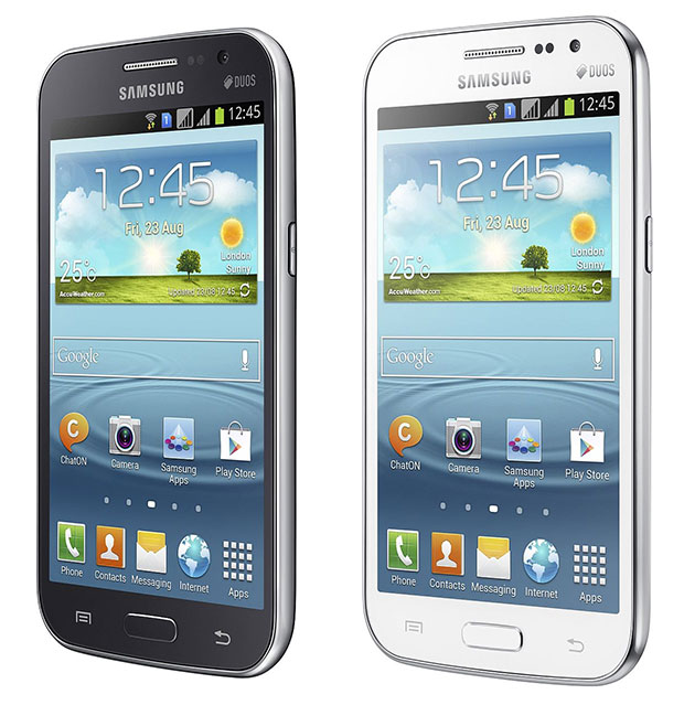Samsung Galaxy Win mini review