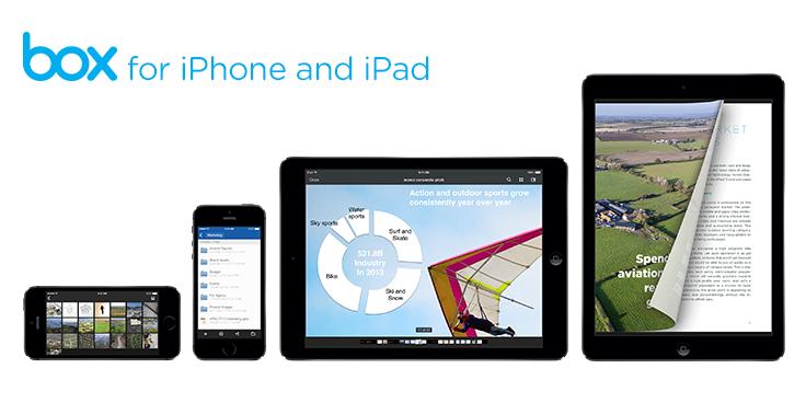 แอพ Box สำหรับ iOS แจกโปรโมชันพิเศษ แถมพื้นที่เก็บข้อมูลออนไลน์ให้ 50 GB ฟรีๆ !!