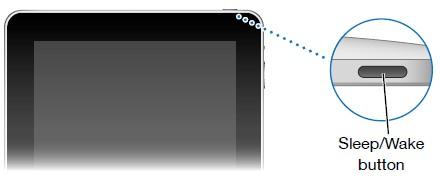 วิธีการ เปิด-ปิด ล็อคและปลดล็อคเครื่อง iPad เบื้องต้น