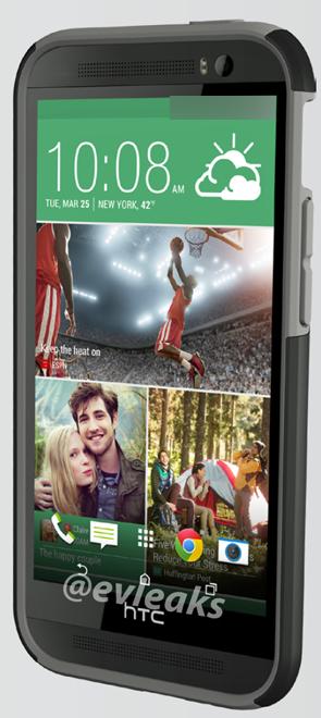 รูปเพรส HTC M8 ปรากฏ วางจำหน่ายในชื่อ HTC All New One