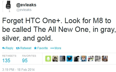 HTC M8 The All New One rumor 1