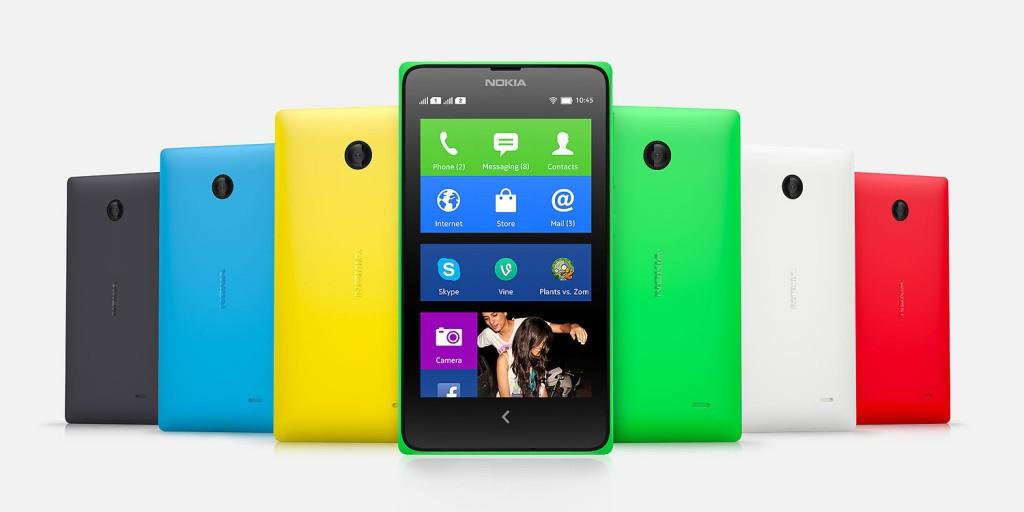 [MWC 2014] Nokia เปิดตัว Nokia X, X+ และ XL มือถือ Nokia ที่รันแอพ Android ได้รุ่นแรก (พร้อมภาพถ่ายตัวจริง)