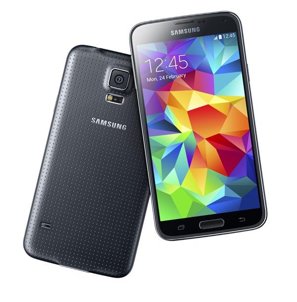 [MWC 2014] Samsung เปิดตัว Galaxy S5 อย่างเป็นทางการ มีเซ็นเซอร์สแกนลายนิ้วมือ กันน้ำกันฝุ่น