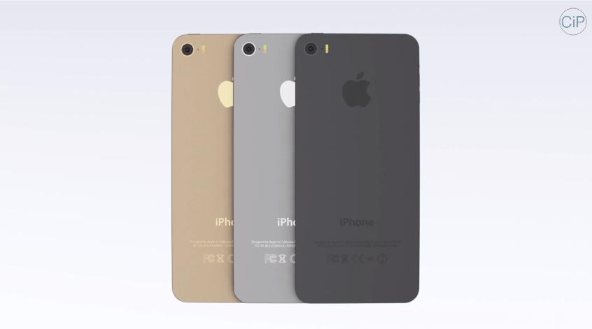 ภาพและวิดีโอคอนเซ็ปท์ iPhone 6 เพิ่มเติม เน้นรูปทรงบางเฉียบ จอใหญ่ติดขอบ