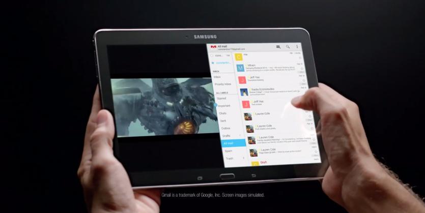Samsung ปล่อยโฆษณา Galaxy Note 3 และ Galaxy Tab Pro ตัวใหม่ จิก iPhone และ iPad Air แบบเบาๆ