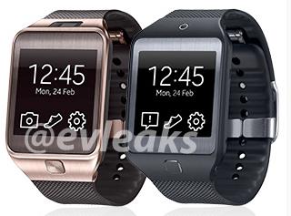 ภาพหลุด Samsung Gear 2 ก่อนงานเปิดตัวใน MWC 2014