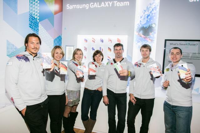 Samsung วอนนักกีฬาโอลิมปิคให้ปิดโลโก้ iPhone เหตุเพราะตนเป็นผู้สนับสนุนรายใหญ่ของการแข่งขัน