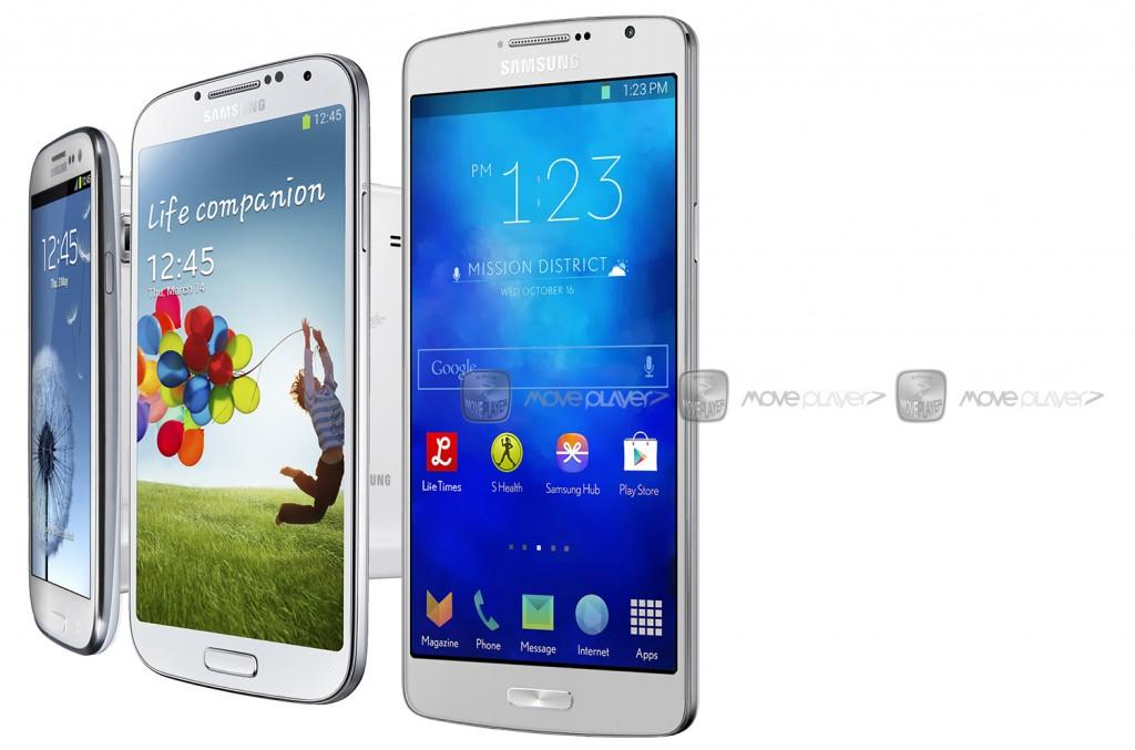 เผยหน้าตา Samsung Galaxy S5 พร้อม TouchWiz โฉมใหม่ที่สวยเรียบกว่าเดิม