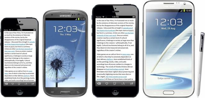 ลือ! Apple กำลังพัฒนา iPhone จอ 4.7 นิ้ว และ 5.6 นิ้วอยู่ โดยรุ่นใหญ่อาจไม่ใช้ชื่อ iPhone อีกต่อไป