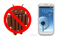 Samsung เผยรายชื่อรุ่นที่ได้อัพเดต 4.4 พบ Galaxy Grand ได้ไปต่อ ส่วน Galaxy S III โดนลอยแพเรียบร้อย