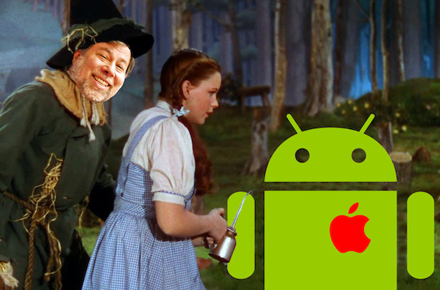 เอาละไง Steve Wozniak กล่าว Apple ควรสร้างสมาร์ทโฟน Android