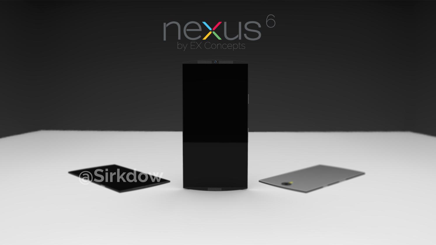 Nexus 6 กับ Concepts Design สมาร์ทโฟนที่บางที่สุดในโลก