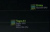 NVIDIA เผยแผนพัฒนา Tegra รุ่นถัดไปในรหัสพัฒนา Erista