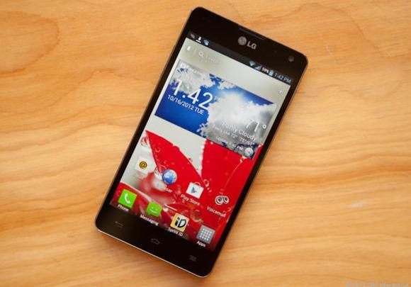 LG Optimus G จะได้รับอัพเดท Android 4.4 จาก Android 4.1 ที่ใช้ในปัจจุบัน