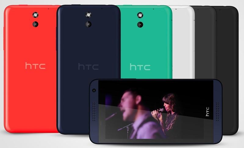 เอชทีซีส่ง HTC Desire 610 4G LTE ขุมพลังระดับควอดคอร์ ต่อยอดสมาร์ทโฟนราคาระดับกลาง