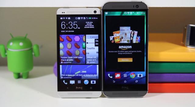 คลิปเปรียบเทียบ HTC One (2013) กับ All new HTC One (2014) มาแล้ว ก่อนงานเปิดตัวจริงคืนนี้