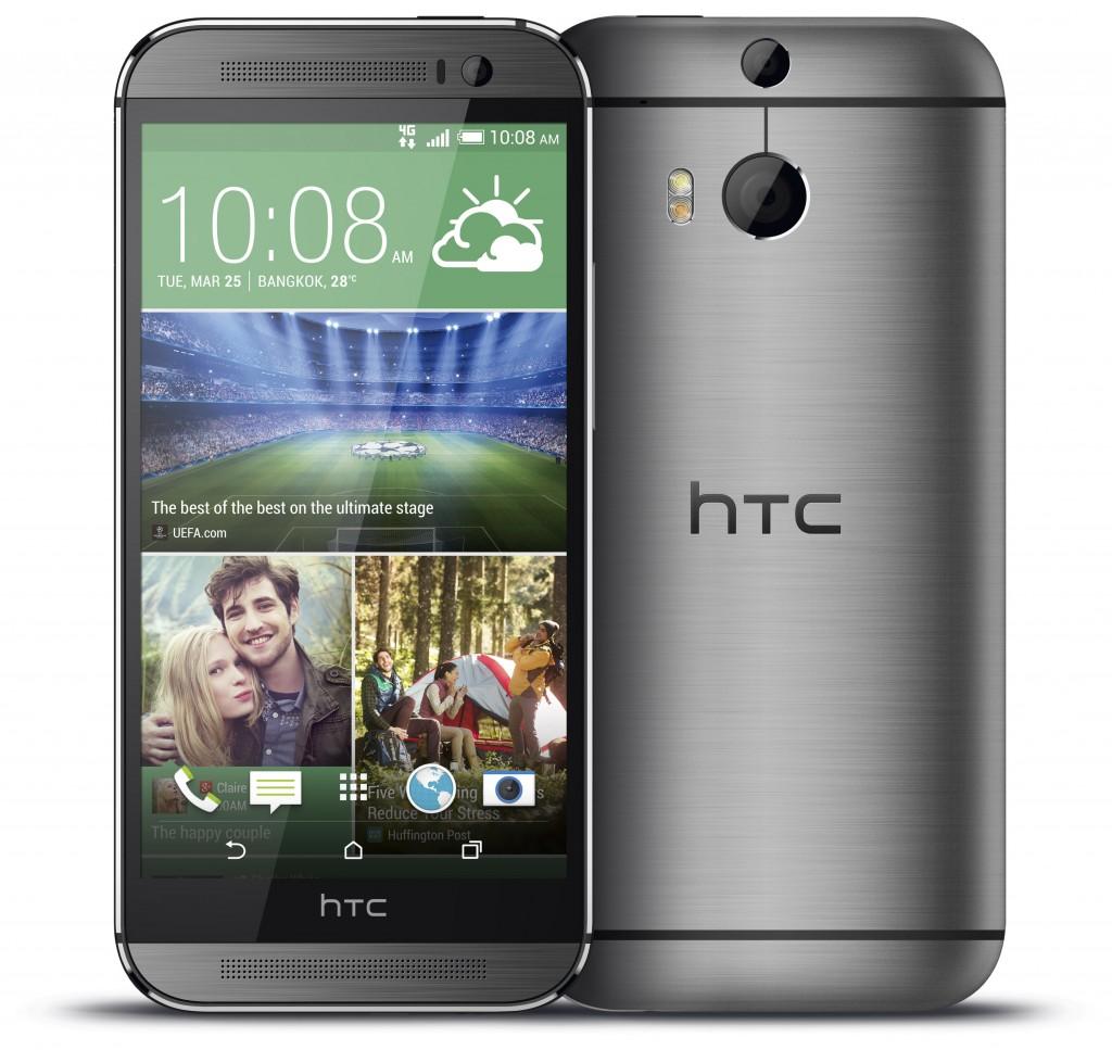 เอชทีซีเผยโฉม HTC One M8 สมาร์ทโฟนที่ก้าวล้ำยิ่งกว่าสมาร์ทโฟนอื่นๆ กระหึ่ม สนั่นวงการครั้งแรกของโลกกับสุดยอดการถ่ายภาพกล้องหลัง 2 กล้อง