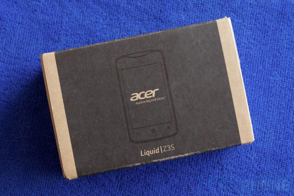 รีวิว Acer Liquid Z3s มือถือ Android รุ่นเล็กภาคอัพเกรดให้ดีขึ้น พร้อมโปรสุดคุ้มจาก AIS