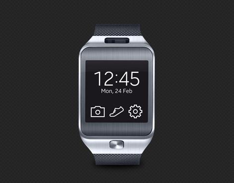 Samsung Gear 2, Gear Fit วางขายพร้อม Galaxy S5 เคาะราคาที่ 8,900 บาท และ 5,900 บาทตามลำดับ