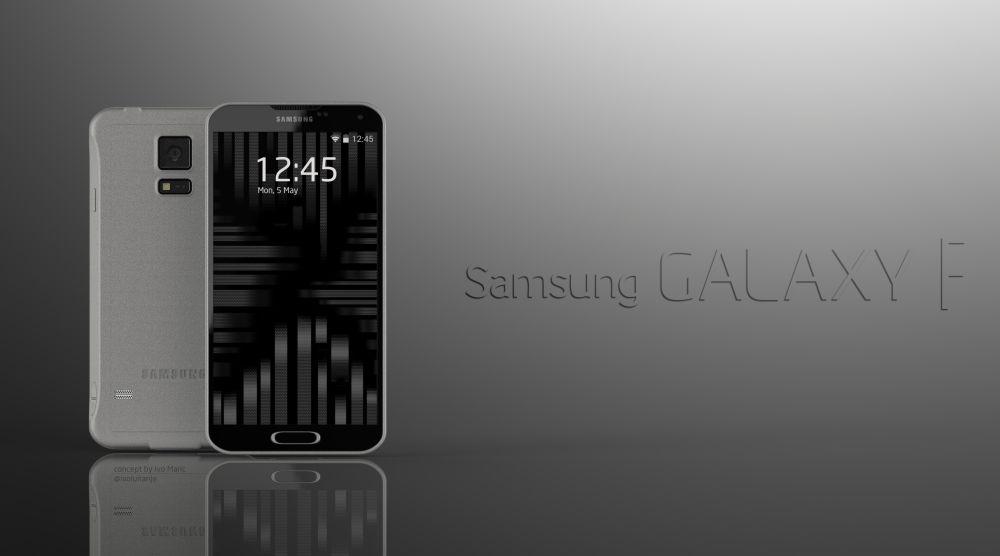 Samsung Galaxy F (S5 Premium) หน้าตาจะเป็นยังไงมาลองเดากันดู