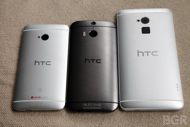 ลือ!! HTC One M8 อาจจะมีเวอร์ชัน Mini และ Phablet