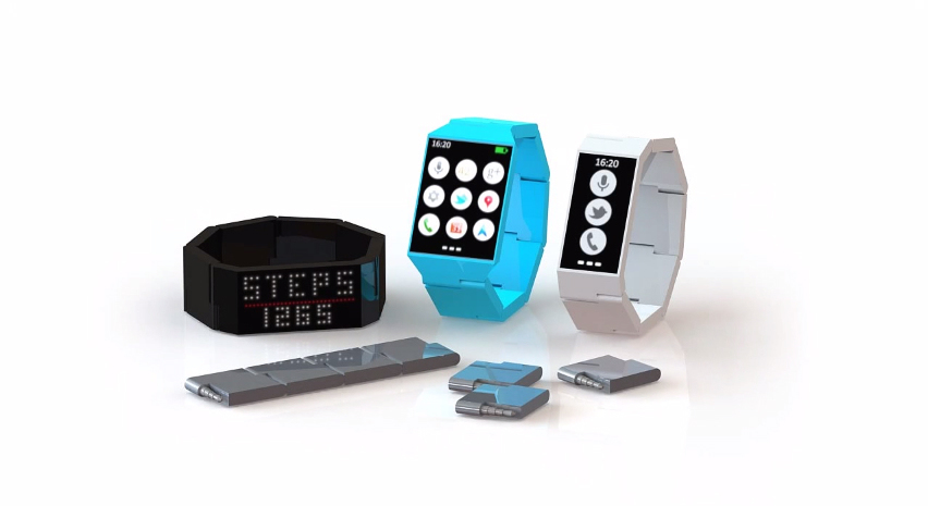 Block โปรเจค Smart Watch แบบปรับแต่งได้ตามใจคุณ