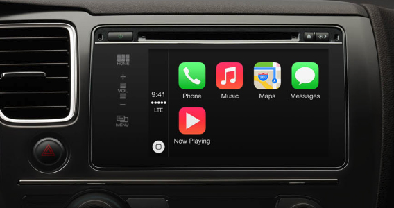 Apple เปิดตัว CarPlay ระบบรวมร่าง iOS เข้ากับรถ