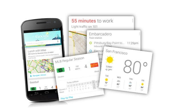 Google Now รองรับเสียงพูดภาษาไทยแล้ว เพียงอัพเดตแล้วตั้งค่าก็พร้อมใช้งานได้ทันที