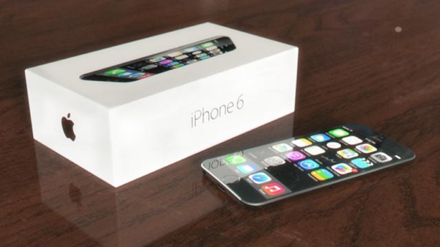 วีดีโอคอนเซ็ปท์ iPhone 6 มาพร้อมจอโค้งขนาด 4.5 นิ้ว
