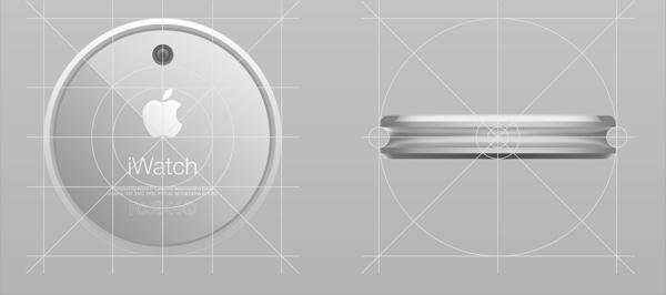 Concepts Design สวยๆอันใหม่ของ iWatch เรียบหรู แต่ดูดี