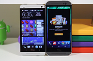 thumb HTC One 2014 vs 2013 comparison video